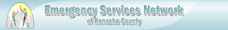 Banner: Kenosha County Emergency Services Network